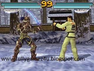 Download Free Tekken Version Game