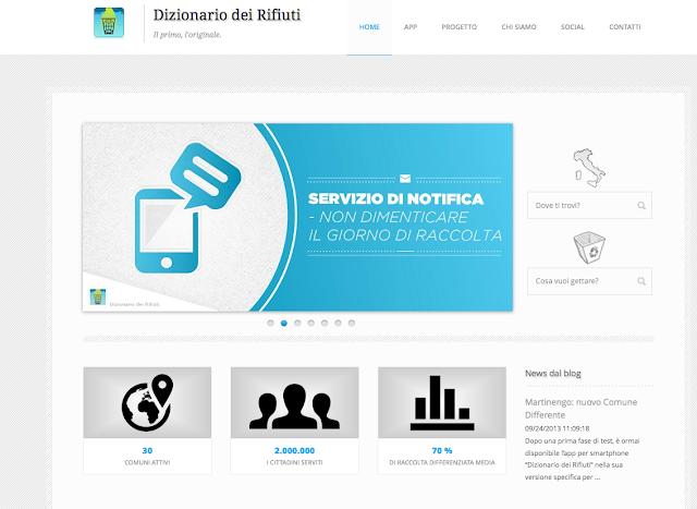 http://www.dizionariodeirifiuti.it/index.html