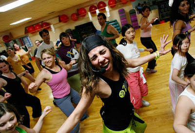zumba clases