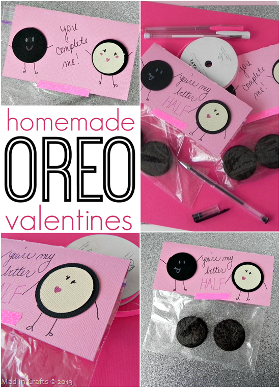 oreo valentines day gift idea