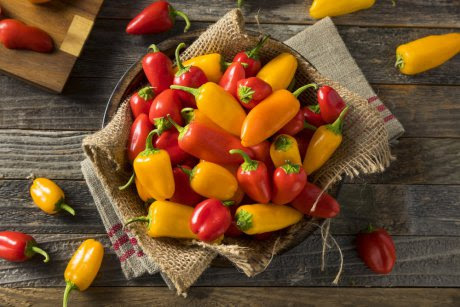 10 Common Peppers