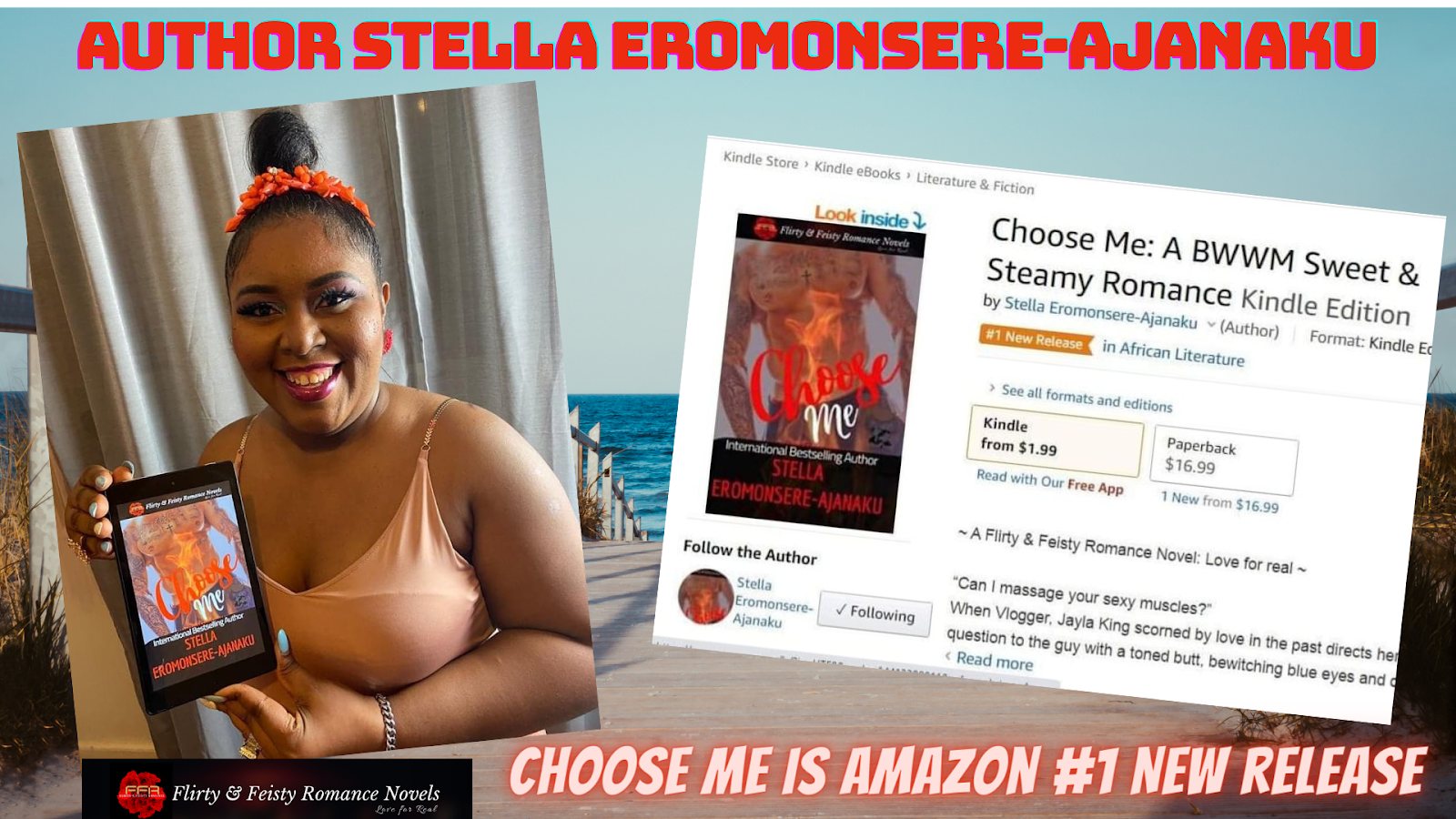 🔥🔥🔥🔥 Choose Me was Amazon #1 New Release 🔥🔥🔥🔥