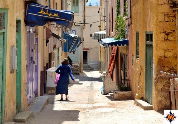 Azrou, passeggiando tra le vie del centro