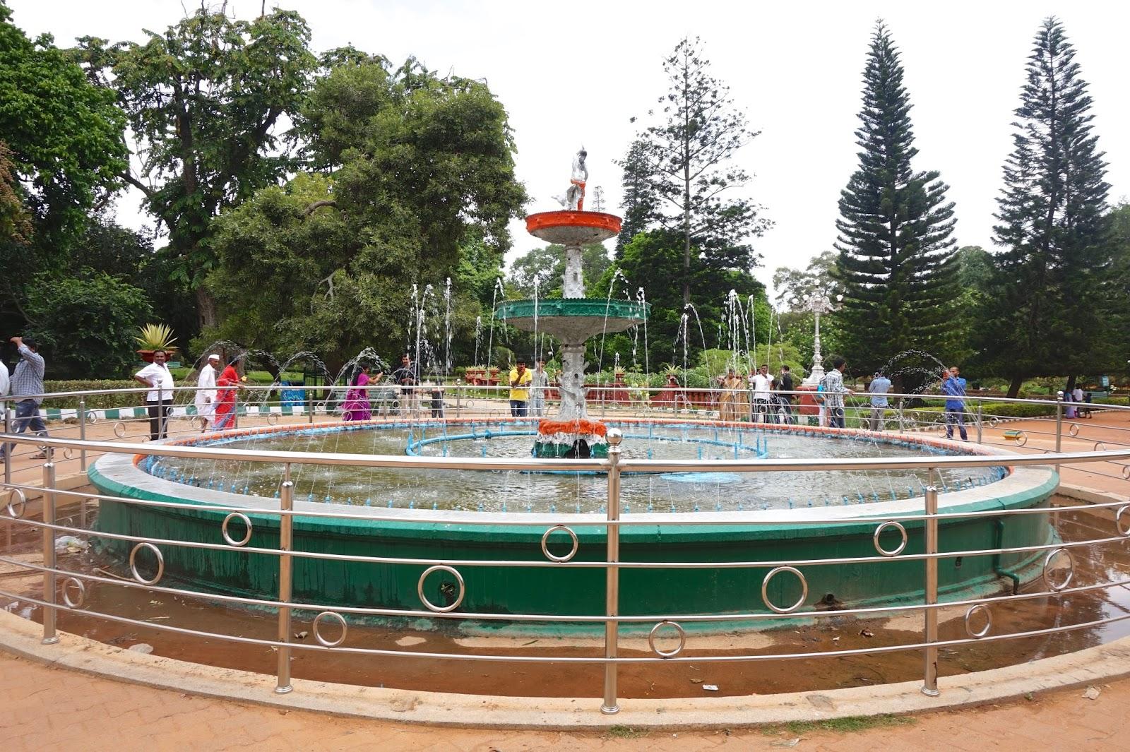 Lalbagh botanical garden Bangalore Bec Boop