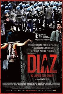 Ver Diaz: No limpiéis esta sangre Online Gratis (2012)
