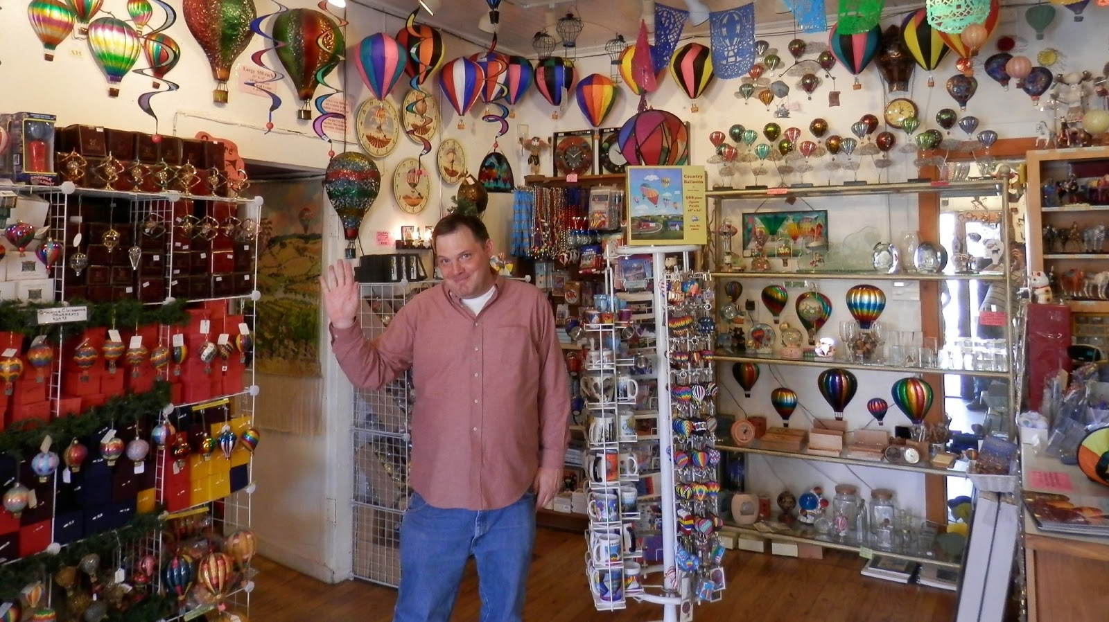 Travel with Kevin and Ruth: Wandering around Albuquerque
