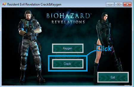 resident evil revelations crack only