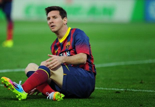 جماهير برشلونة تصب جام غضبها على اللاعبين