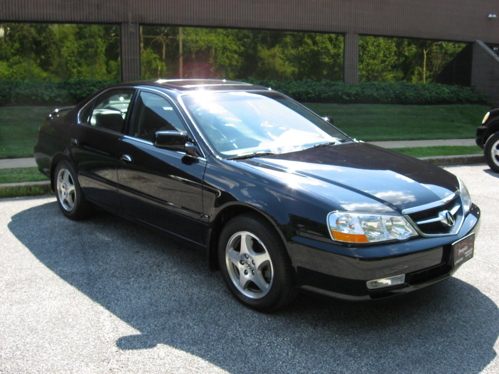 Pumpkin Fine Cars and Exotics: 2002 Acura TL 3.2