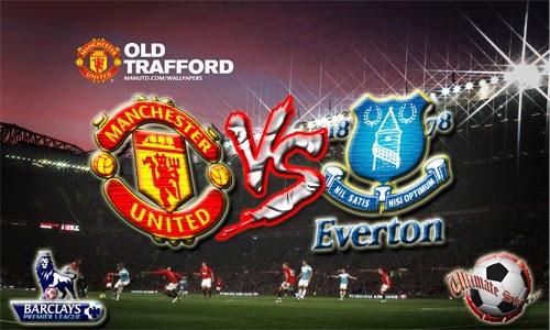 Prediksi Everton vs Man United