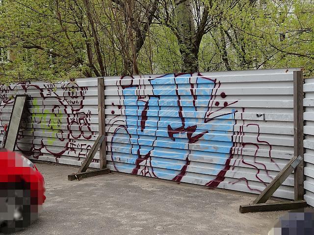 Graffiti w Warszawie