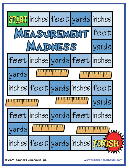 http://www.teacherspayteachers.com/Product/Measurement-Unit-from-Teachers-Clubhouse-517095