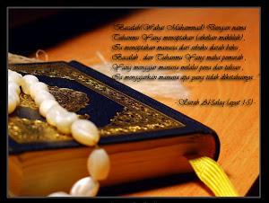 Al-Quran panduan hidup se0rang muslim