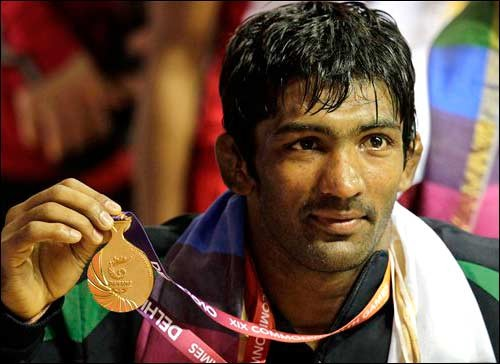 yogeshwar dutt wins bronze medal at 2012 Olympic Games in London
