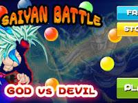 Download Game Saiyan Battle of Goku Devil Apk+Data (Unlimited Coins)