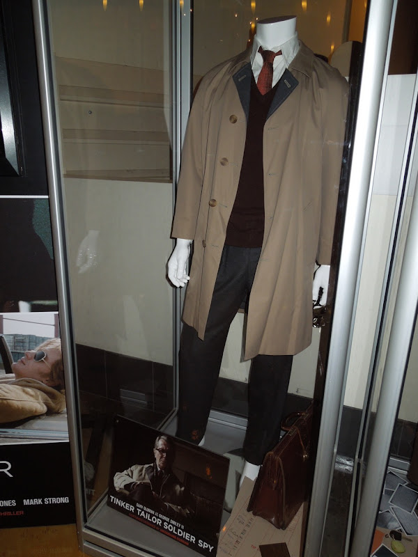 Tinker Tailor Soldier Spy Gary Oldman costume