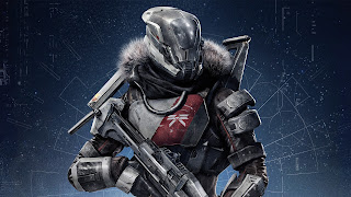 Destiny Video Game Character Titan HD Wallpaper