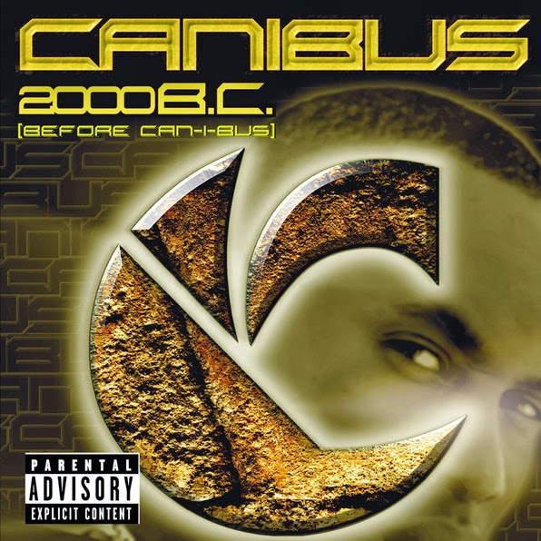 Canibus - 2000 B.C. (Before Can-I-Bus)  Cover