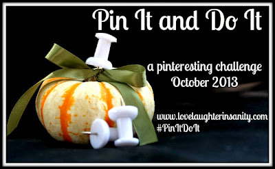 Pin it and Do It: October 2013 Starting Line