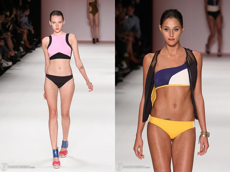 MBFWA, Australian Fashion Week, S/S 2013/14, Group Swim, Day 1, Skye and Staghorn, Scuba, neoprene, sports-luxe