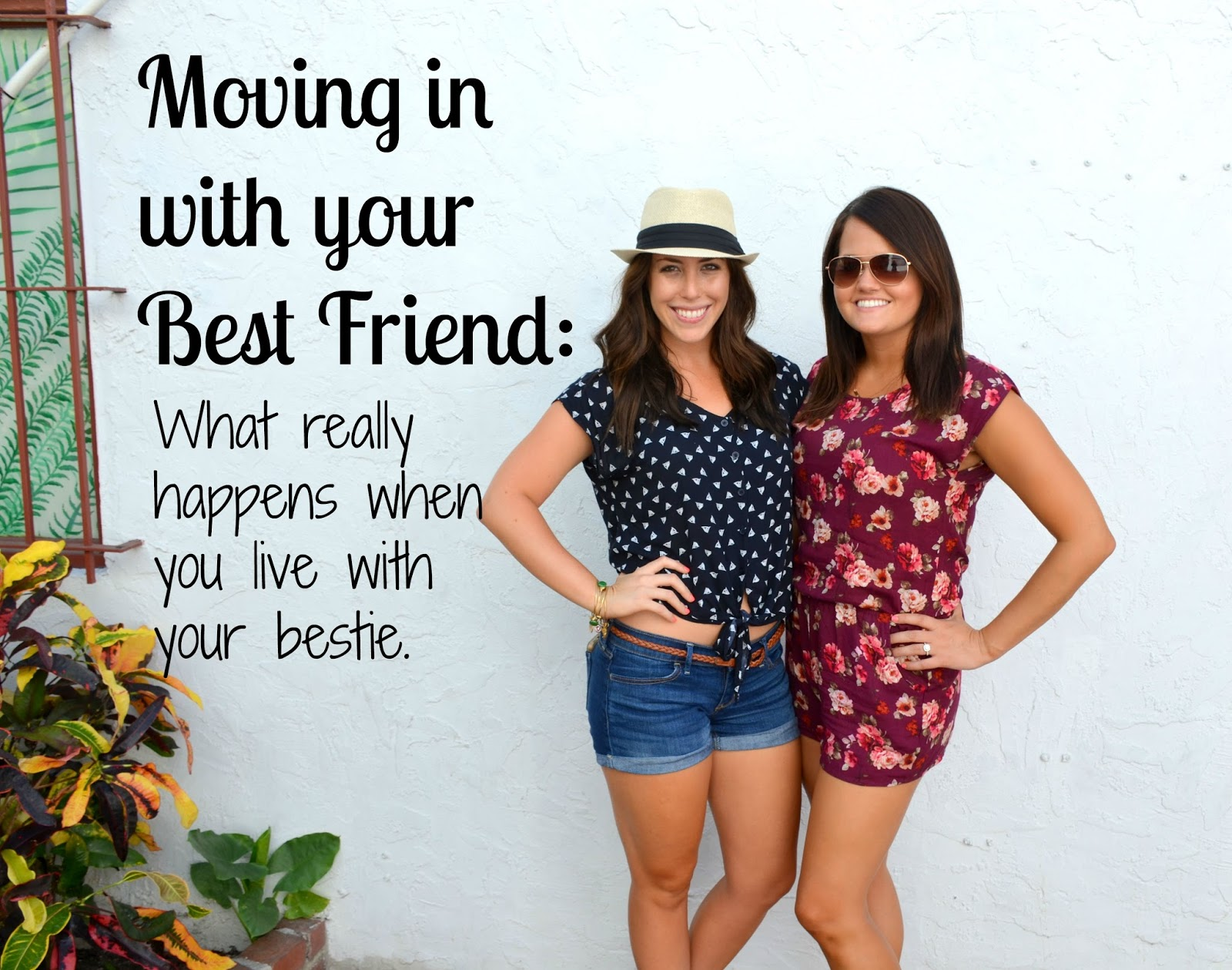 How to Live With a Best Friend