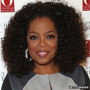 Oprah Winfrey Switzerland: Winfrey had a brush with racism in Switzerland