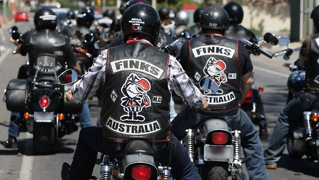 outlaw motorcycle gangs in australia received The latest news and comment on bikie gangs close former solicitor paul john crowley received kickbacks for helping from serbia to australia over.