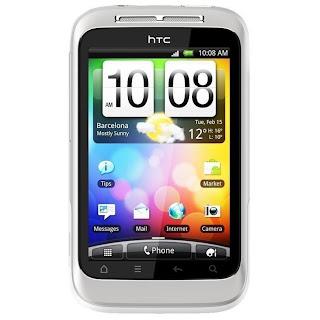 Harga dan Spesifikasi HTC Wildfire S A510e 512 MB Putih
