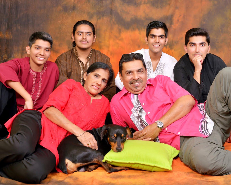 Ram's Family Portrait