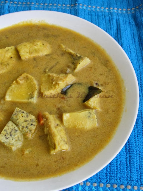 ... / Steamed Egg Curry - South Indian Style | Indian Egg Curry Recipes