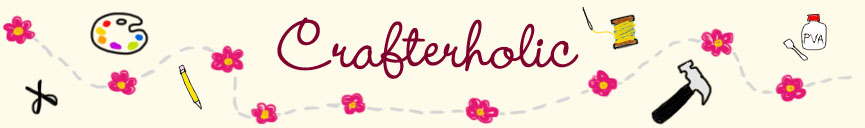 Craft Tutorials Galore at Crafter-holic!