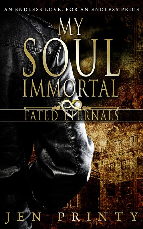 My Soul Immortal Tour ~ Guest Post