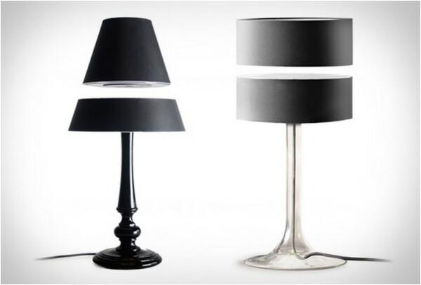 Light Light Levitating Lamp