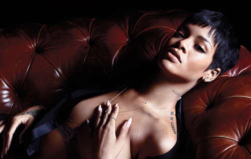 rihanna+stay Winning Diva: Rihanna Scores 24th UK Top Ten With Stay