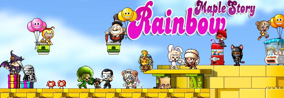 Rainbow - Brasil MapleStory