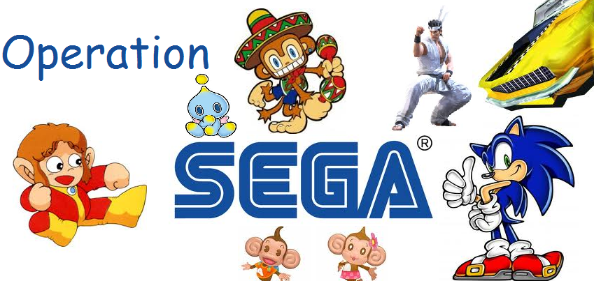 Operation Sega