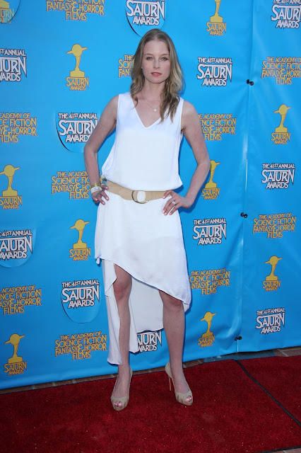 Actress, Model @ Rachel Nichols - The 41st Annual Saturn Awards in Burbank