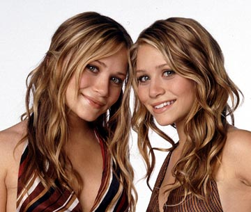 Foto Mari kate and Ashley Olsen