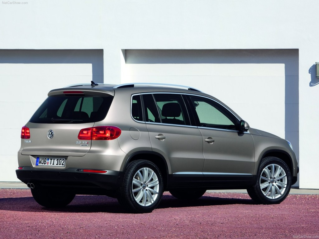 2013 Volkswagen Tiguan Car Review Price Photo And