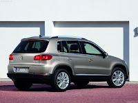 2013 Volkswagen Tiguan Diesel rear