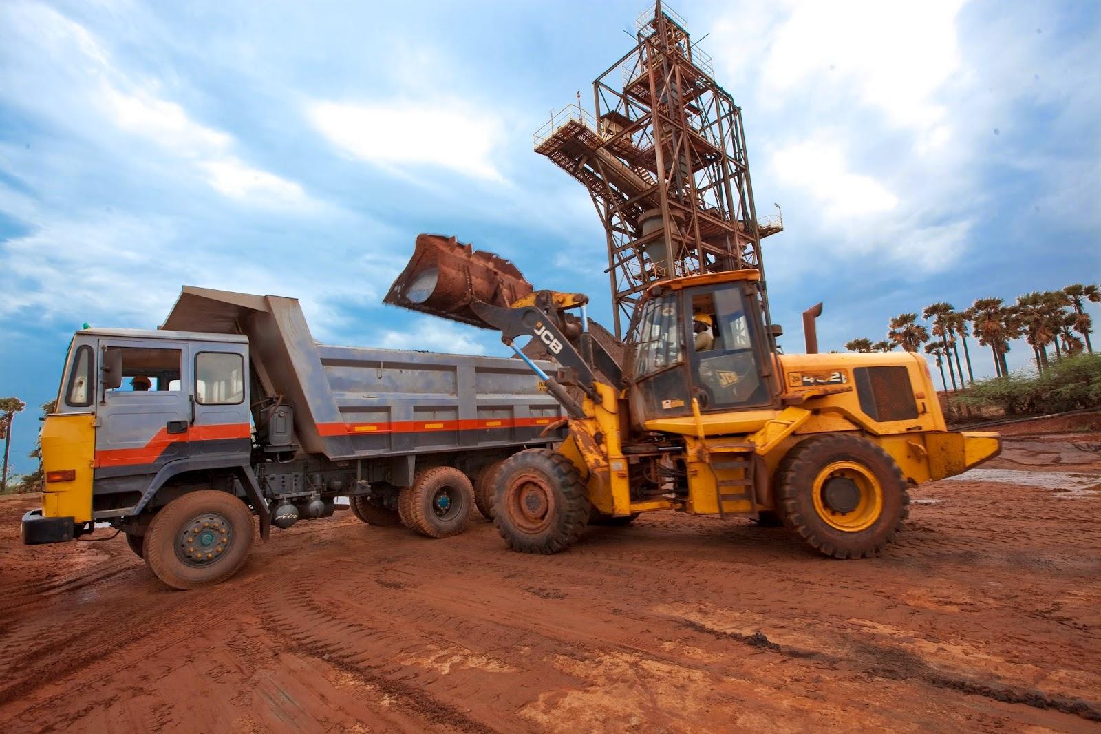 VV Minerals Logistics