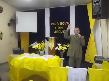 PASTOR LOURENÇO