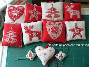 (10) 09/09: Adornos de Navidad