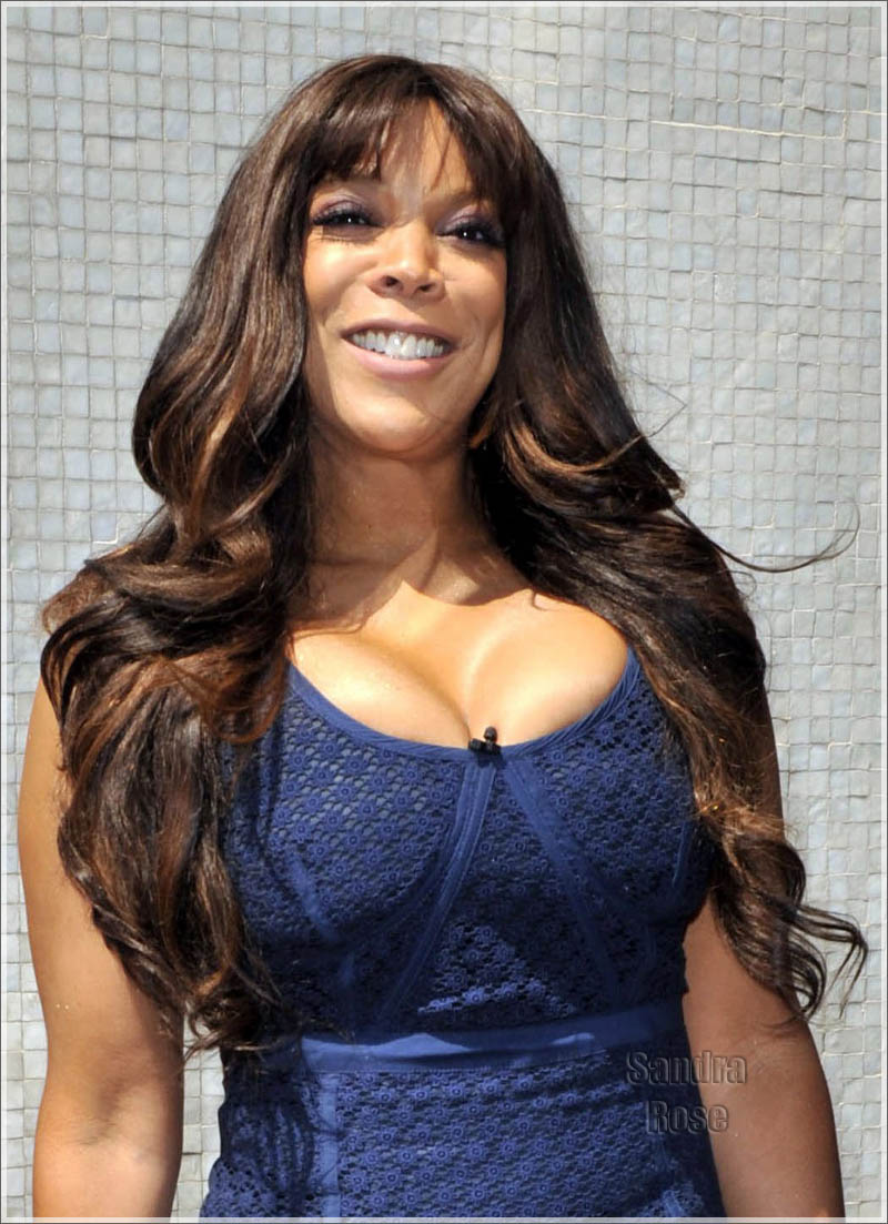 How big are wendy williams tits