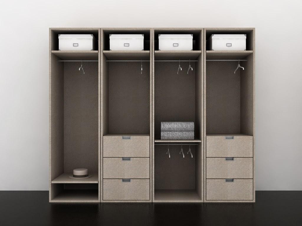 Armarios y modulares de sala v v maderas y reformas - Armarios modulares ...