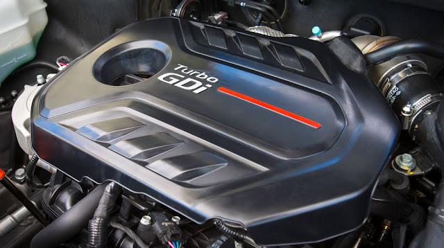 Giá xe Kia Sorento 2016 - Động cơ vận hành