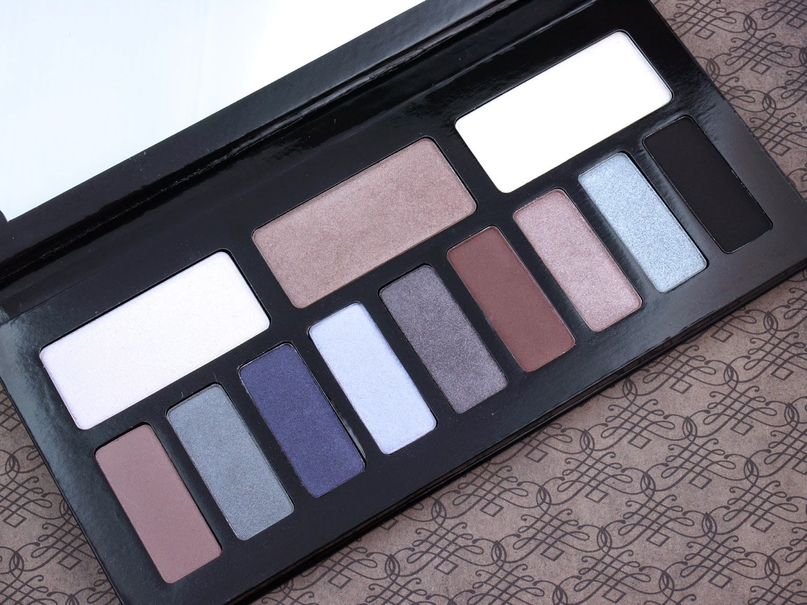 Kat Von D Innerstellar Eyeshadow Palette: Review and Swatches