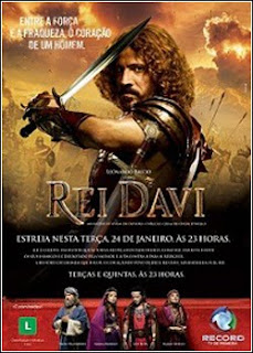 Download – Rei Davi – Série Completa   AVI + MKV 720p + RMVB
