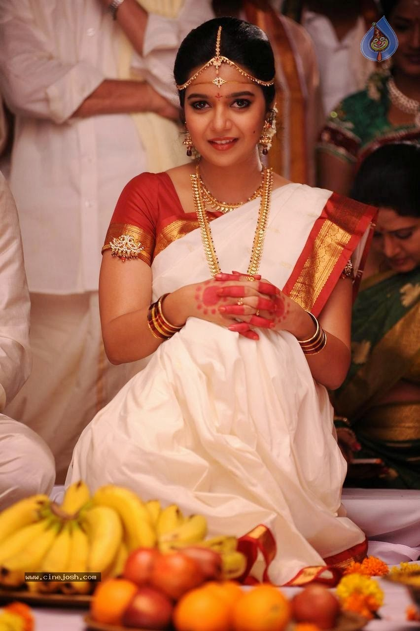 Swathi wedding stills