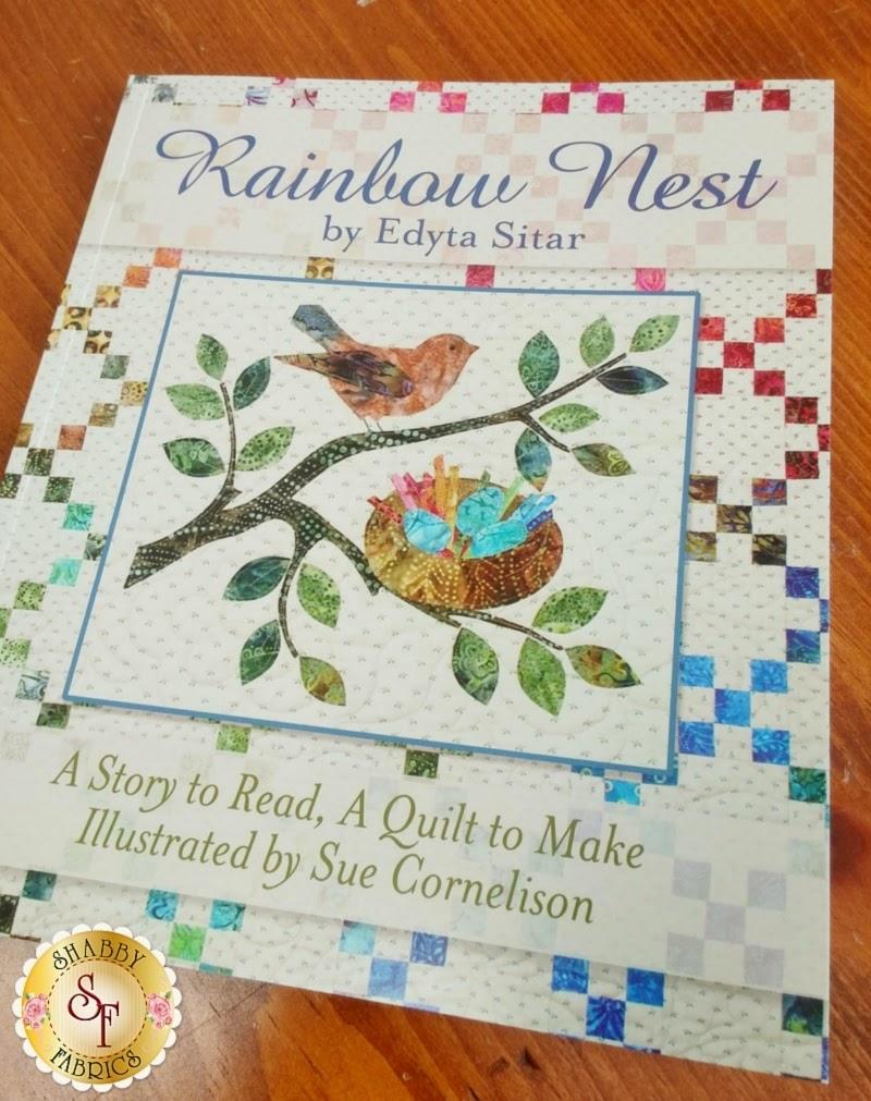 Rainbow Nest | Shabby Fabrics